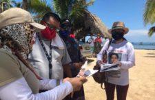 IMAGEN DEL DÍA   Luego de 10 años,  comienzan labores de búsqueda de migrante hondureño