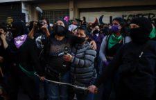 IMAGEN DEL DÍA | Mujeres realizan #Antigrita para reclamar justicia y DH