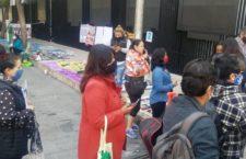 IMAGEN DEL DÍA | Familiares de desaparecidos protestan en el Senado