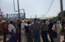 IMAGEN DEL DÍA | Protestan usuarios del río Cuautla contra su dirigente