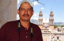 ONU-DH condena el asesinato del periodista Jaime Castaño en Zacatecas