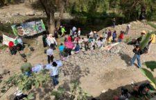 IMAGEN DEL DÍA | Realizan en Morelos Caravana por la Vida y el Agua; repudian el PIM