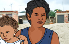 IOM provides social infrastructure support to communities in Norte de Santander, Colombia. IOM has continued to provide support to displaced and vulnerable communities by providing much needed education support, health, shelter and other community enhancing activities.