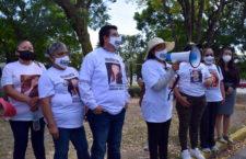 """FRASE DEL DÍA   """"Las autoridades son tan deficientes que prefieren decirte que tú o tu familiar tienen la culpa"""": Patricia, hermana de desaparecido"""