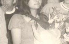 Piden a la sociedad información para localizar a Alicia de los Ríos a 43 años de su desaparición forzada