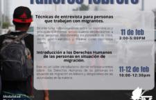 EN AGENDHA | Talleres para trabajar con migrantes