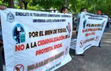 Llaman a SCJN a declarar inconstitucional #LeyGarrote de Tabasco