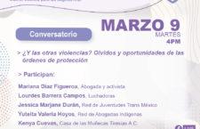 "EN AGENDHA | Jornada nacional ""Prevenir es protegerlas"""