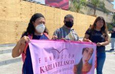 IMAGEN DEL DÍA | Inicia en Chiapas caravana nacional contra feminicidios en impunidad