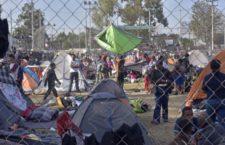 Denuncia HRW abusos contra solicitantes de asilo en la frontera