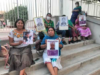 IMAGEN DEL DÍA   Logran yaquis audiencia sobre sus desaparecidos