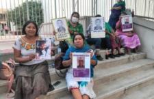 IMAGEN DEL DÍA | Logran yaquis audiencia sobre sus desaparecidos