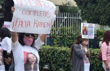 IMAGEN DEL DÍA | Marchan en Cuernavaca para exigir justicia para Ana Karen