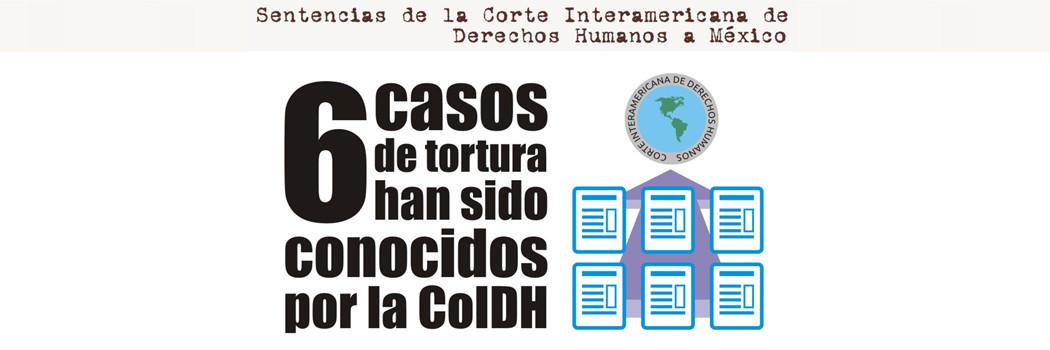 Sentencias de la Corte Interamericana de Derechos Humanos (CoIDH) a México