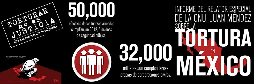 Informe del Relator Especial de la ONU, Juan Méndez sobre la Tortura en México Pt. 2