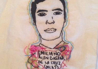 Emiliano Alen Gaspar de la Cruz