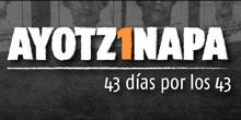 Logo Ayotzinapa 1er. año