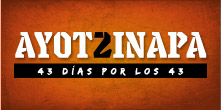 Logo Ayotzinapa 2do. año