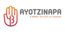 Logo Ayotzinapa 5to. año