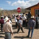 Nuevas agresiones en San José del Progreso, Oaxaca