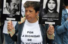 Ley de Víctimas entró en vigor/Santiago Corcuera/El Universal