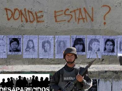 Crisis de desapariciones forzadas en México: HRW