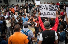 Marcha #EPNvsInternet #ContraElSilencioMX | Foto: César Martínez
