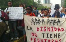 Migrantes centroamericanos | Foto: Olivia Vázquez