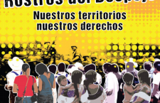 Rostros del despojo. Nuestros territorios, nuestros derechos. #NoAlDesplazamientoForzado