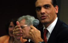 Santiago Corcuera, en imagen de EFE