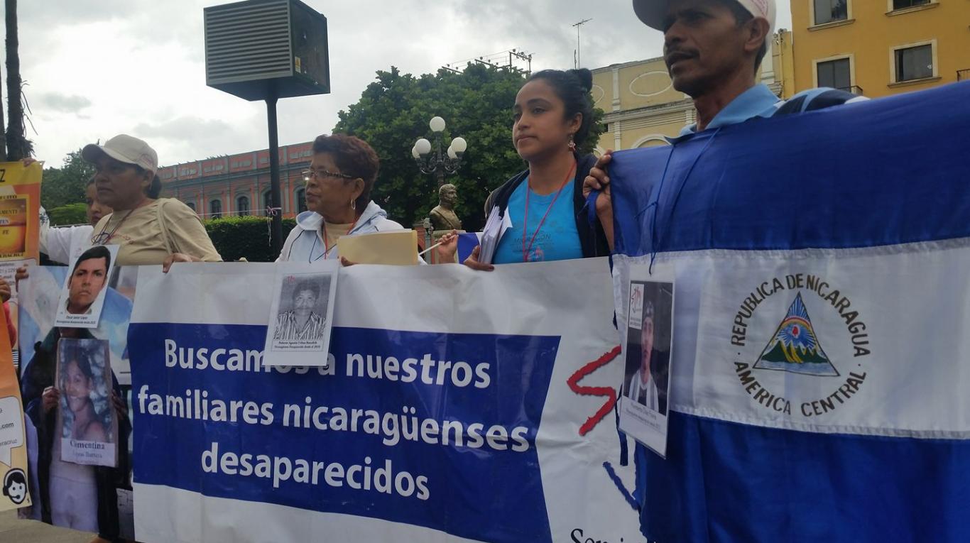 Madres de centroamericanos desaparecidos concluyen caravana por 11 estados de México