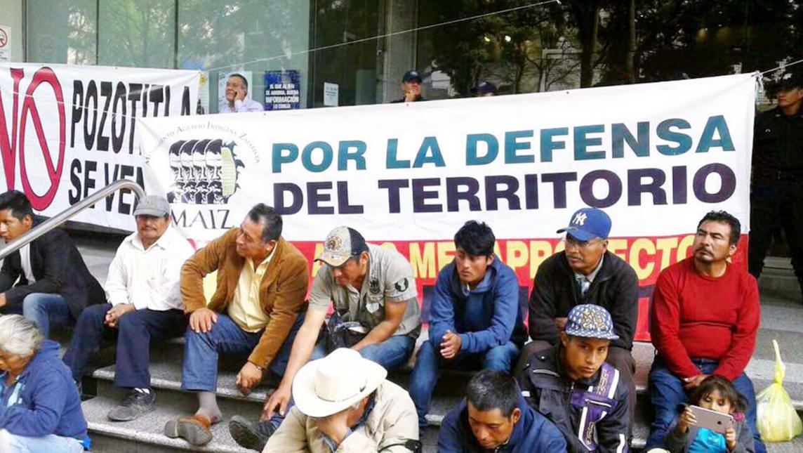 Pueblos indígenas rechazan inoportuna visita del Presidente