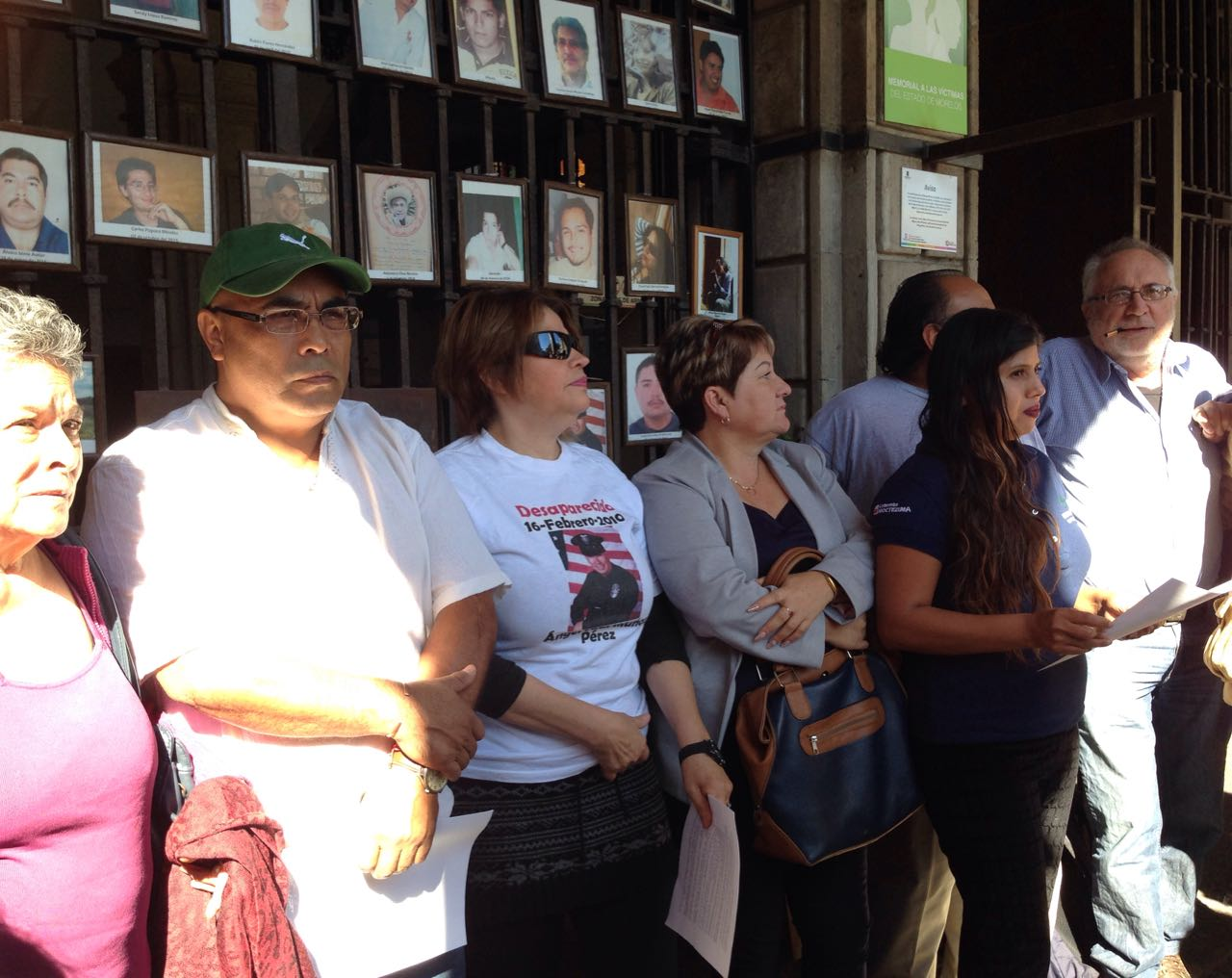 Nace organización civil para encabezar la búsqueda de personas desaparecidas en Morelos