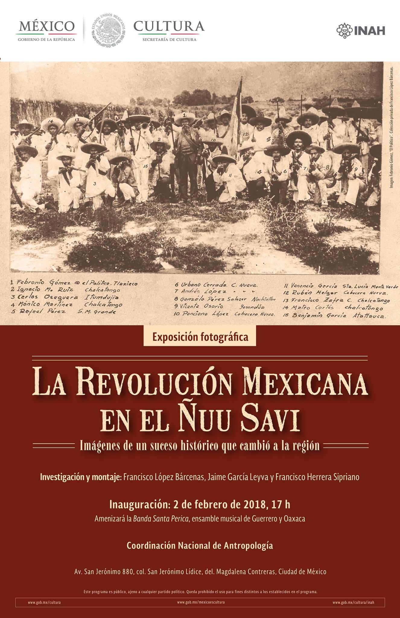 Exposición fotográfica sobre la mixteca