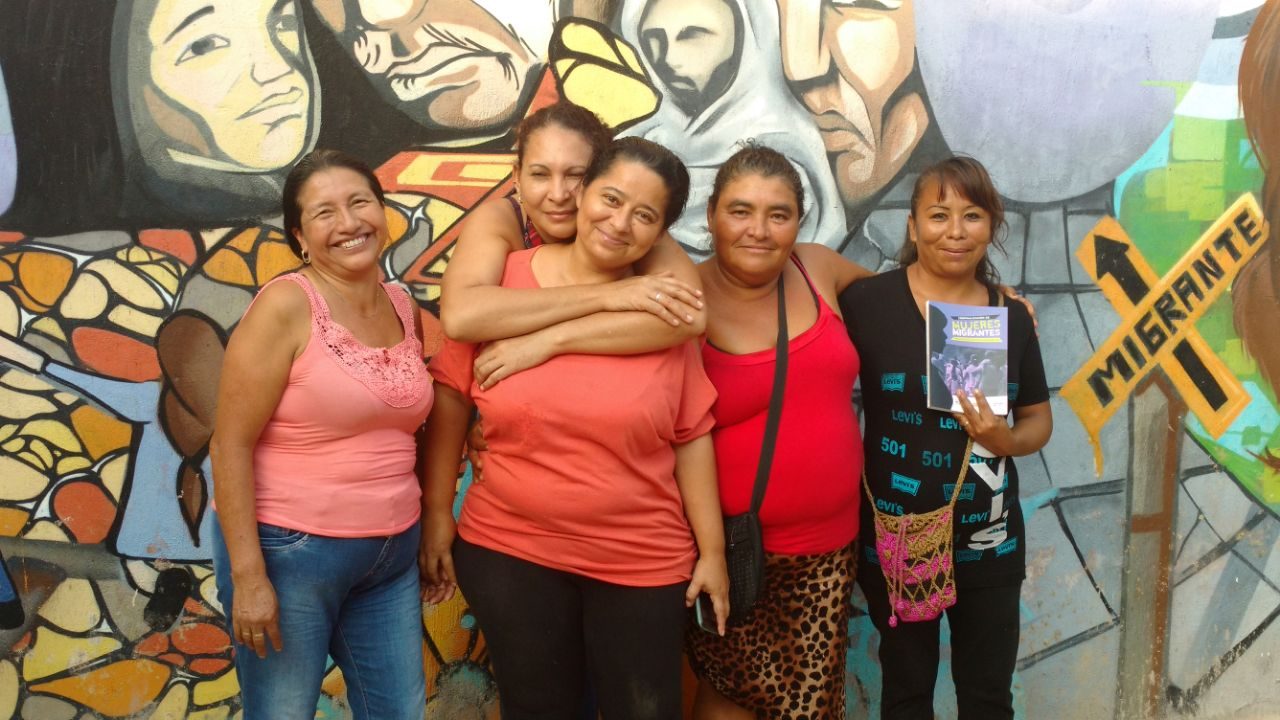 Mujeres migrantes en prisión / Centro Prodh