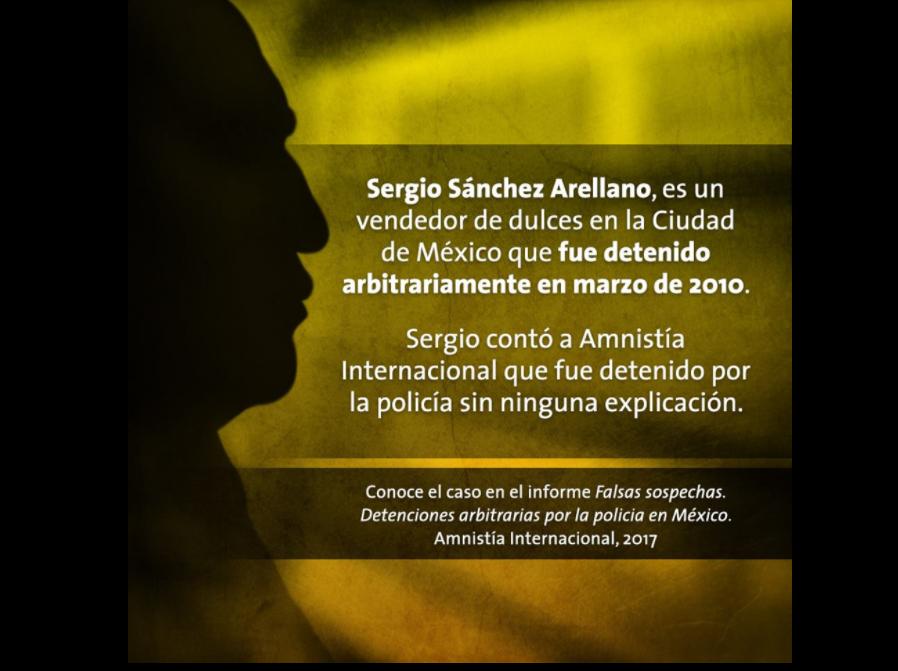 """""""Pido a los magistrados que hagan caso a la Corte, que me liberen porque soy inocente"""": Sergio Sánchez"""