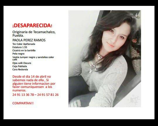 """""""Las autoridades, en lugar de ayudarme, me quieren dar clases de moral"""": Cristina, madre de desaparecida"""