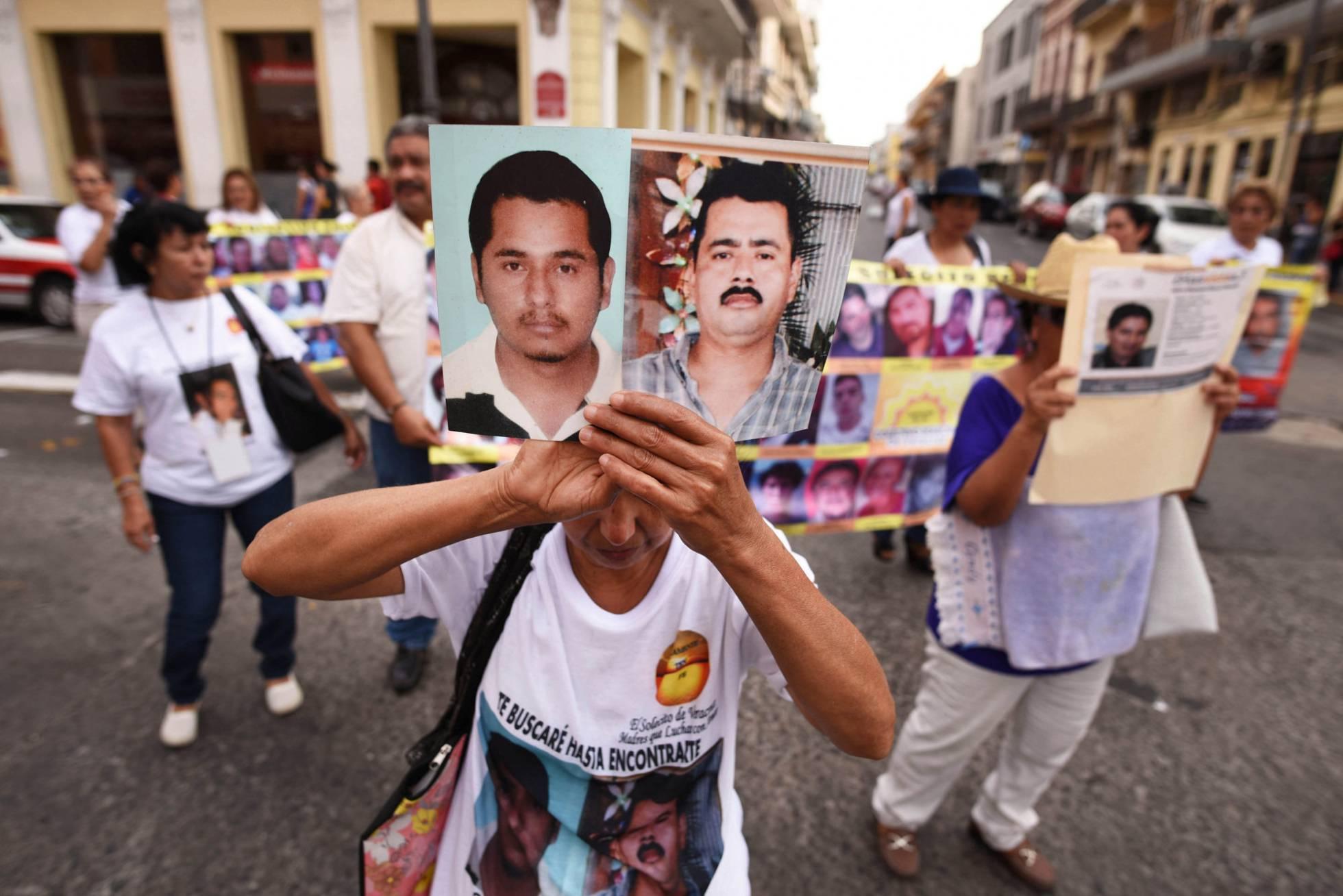 Juicio a los mandos policiales en Veracruz | Alberto J. Olvera en El País