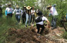 IMAGEN DEL DÍA | Guerreras Sonora hallan ocho osamentas en Cajeme