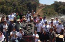 Tras 12 años de defensa del territorio, Xochicuautla llega a acuerdos con constructores de carretera