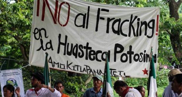 Pemex usa el fracking pese a prohibición, acusan
