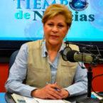 Rechazan condena en Baja California contra periodista Carmen Olsen