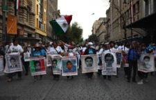 Sexto aniversario de Ayotzinapa