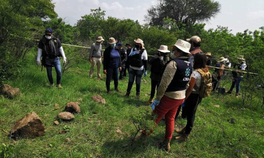 Fiscalía de Guanajuato debe responder exigencias de los Colectivos de búsqueda en el estado