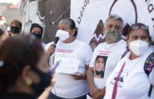 IMAGEN DEL DÍA   La Red Desaparecidos en Colima pide búsqueda en campo en Jalisco
