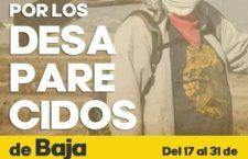 EN AGENDHA | Campaña para brigada de búsqueda en Baja California