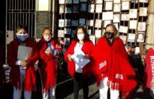 IMAGEN DEL DÍA | Familias en búsqueda de Morelos contra la desaparición de fideicomisos