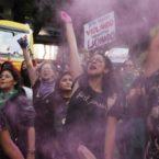 Llama ONU a proteger a mujeres que se manifiestan