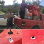 Atacan con armas de alto poder a brigada de ayuda humanitaria en Chiapas; una religiosa herida