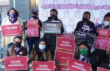 Familiares de víctimas de feminicidio piden garantías de acceso a la justicia